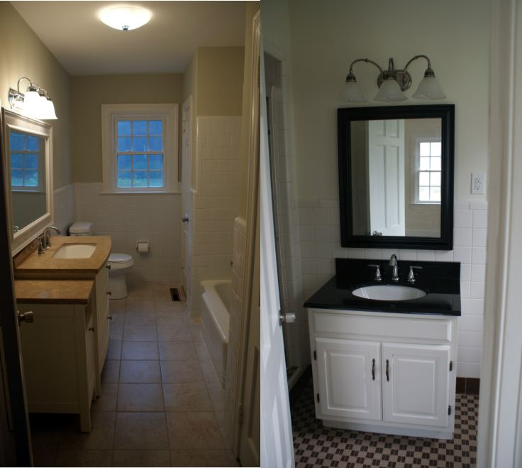 Johnston county home renovations with champion design and for Bath remodel wilson nc